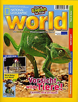 National Geographic Juni 2007
