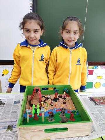 alumnos infantil primaria