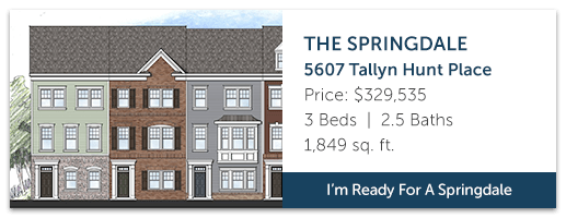 THE SPRINGDALE | 5607 Tallyn Hunt Place | $329,535 | I'm Ready For A Springdale