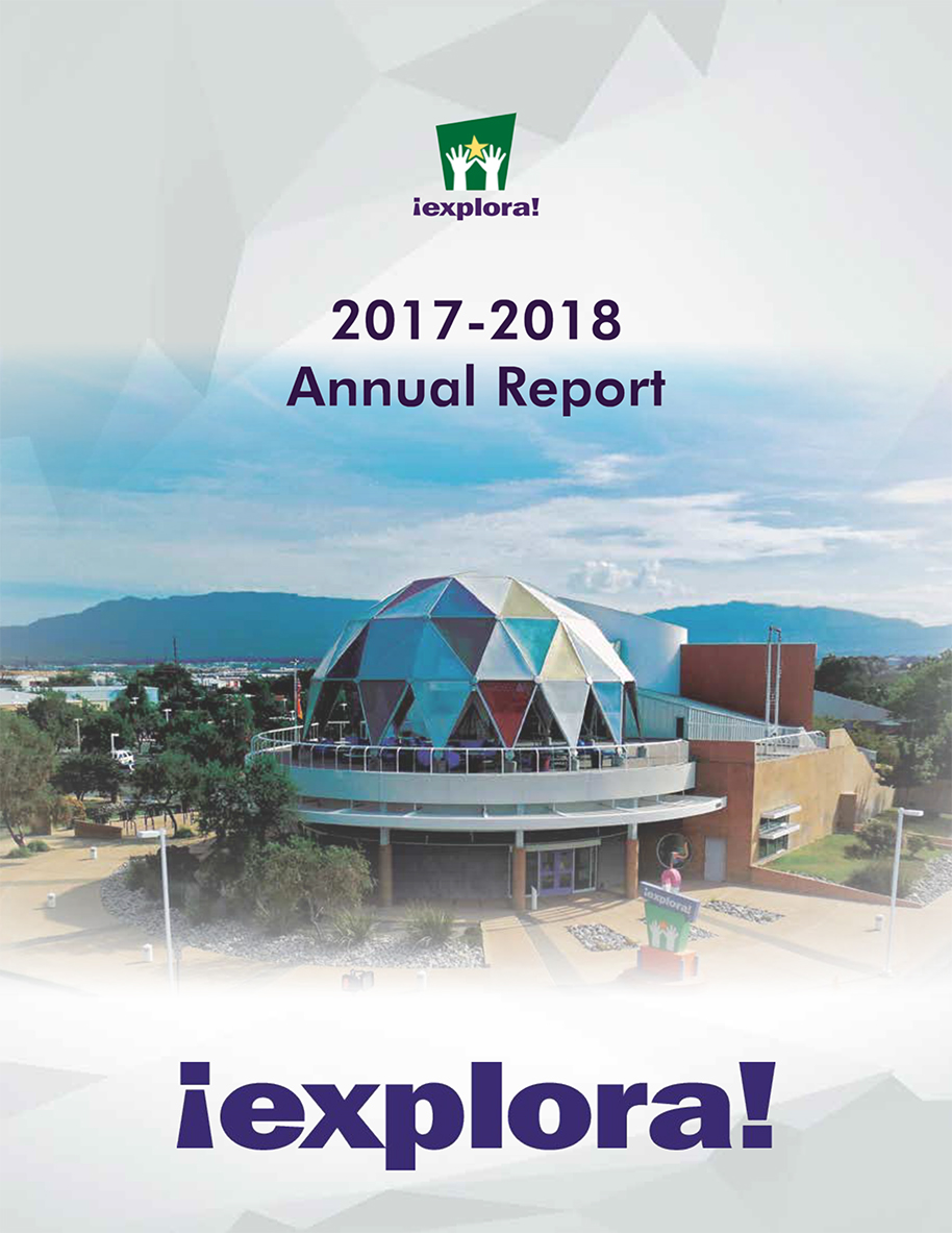 Explora's Annual Report