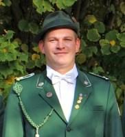 Fähnrich Daniel Sprenger