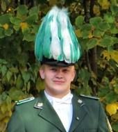 Feldwebel Patrick Gottermann