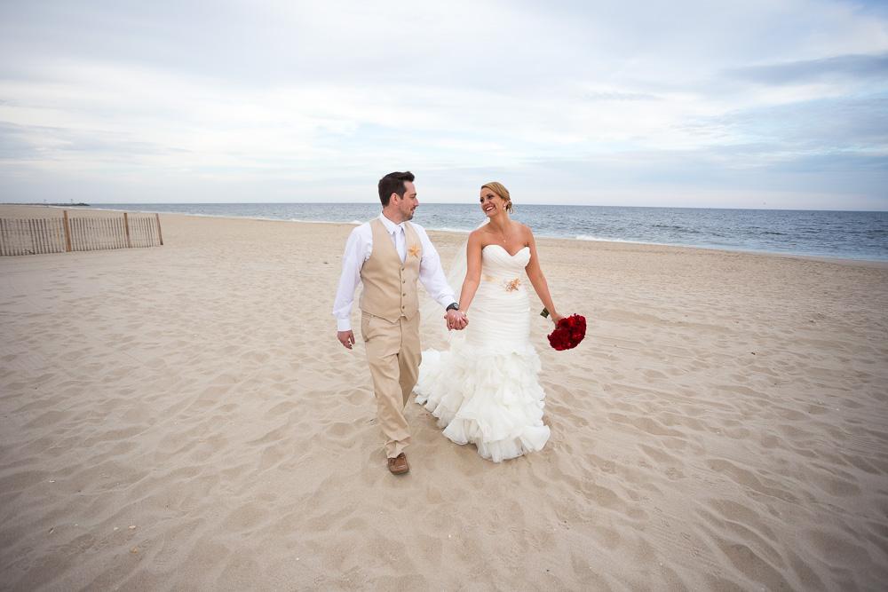 Jennifer Amp Jesses Point Pleasant Wedding At Martells