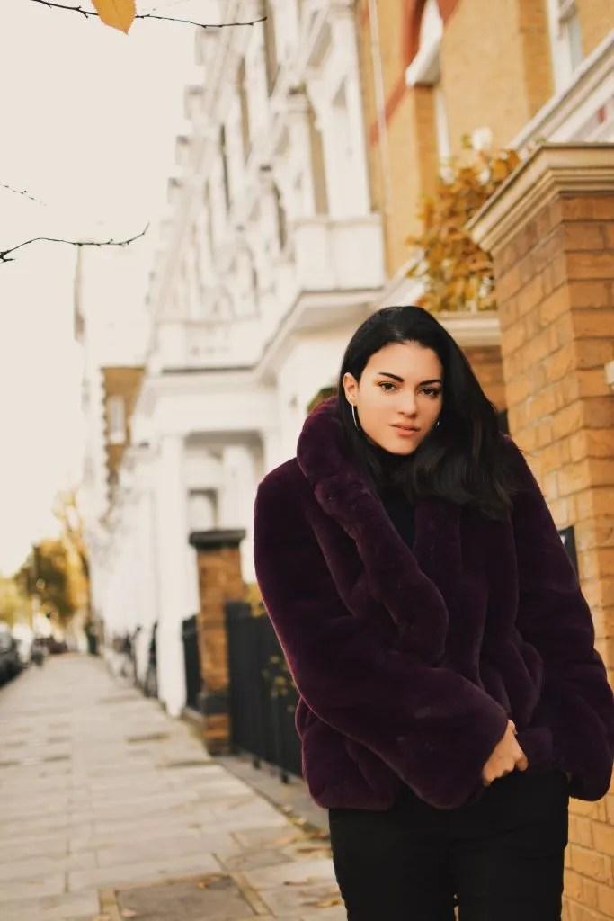 Lavinia Guglielman a Notting Hill