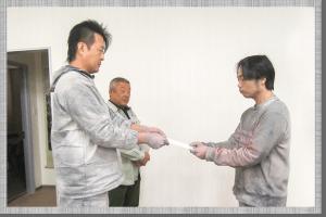 株式会社中屋【塗装部門】社内コンテスト下職優秀賞