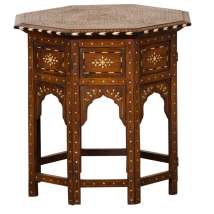 Damascus table