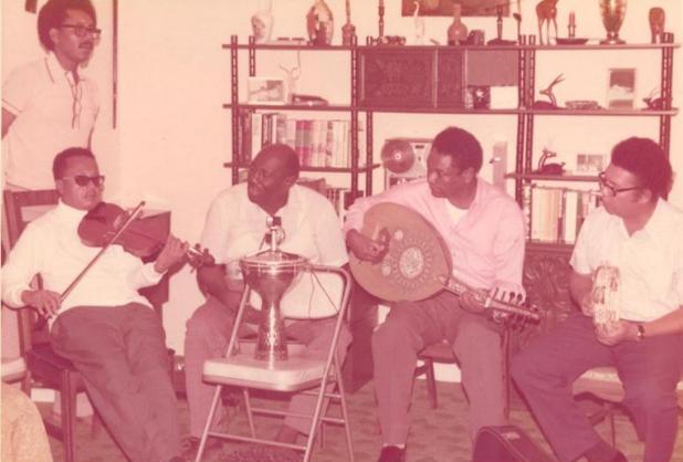 Barai Muhammad and Group