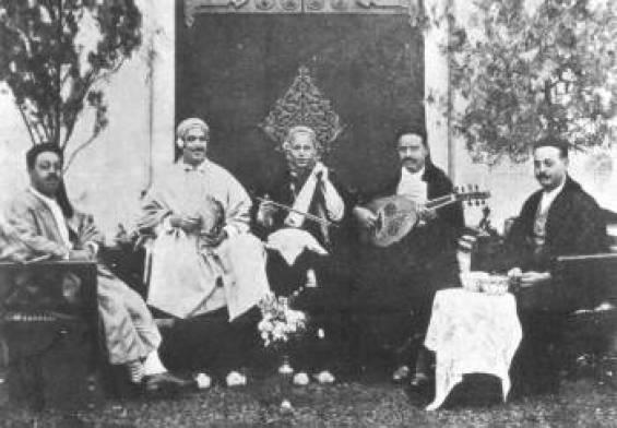 Tunisian delegation Cairo 1932
