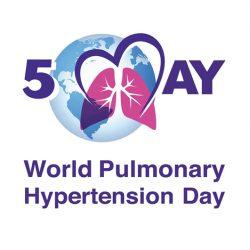 5 mei 2017: Werelddag voor Pulmonale Hypertensie