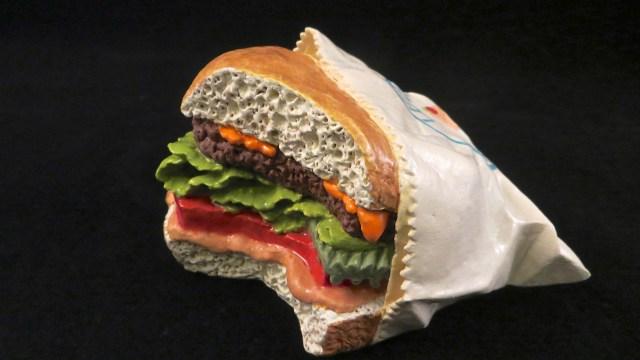 Animal Style Burger