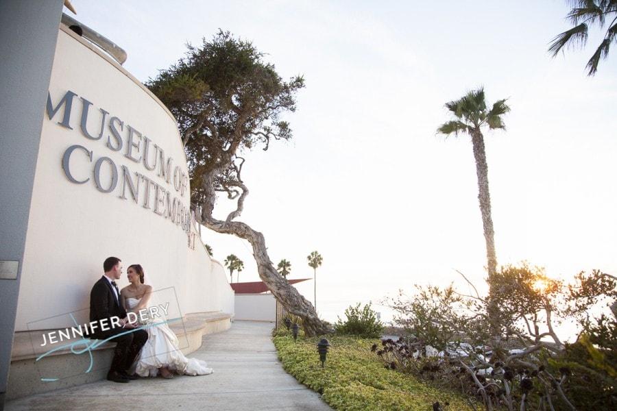 Museum of Contemporary Art Wedding Photos La Jolla (16)