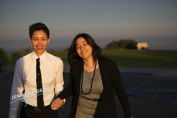 photos of a proposal at Mt Soledad sunrise sunset (1)