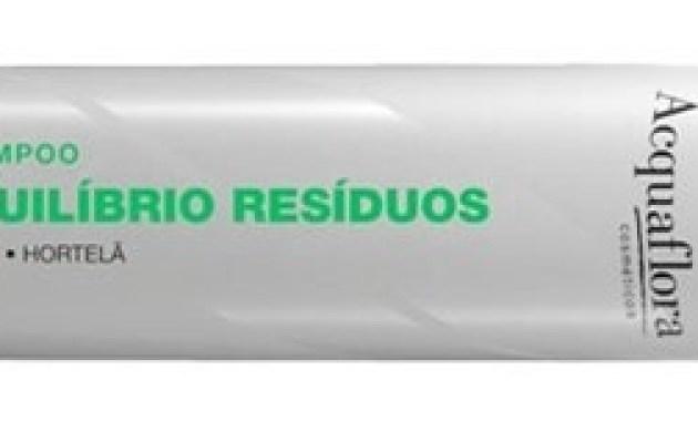 Controle de residuos