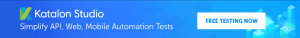 katalon banner testautomationresources