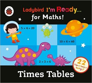 Win this times tables CD in the Axcis March Giveaway