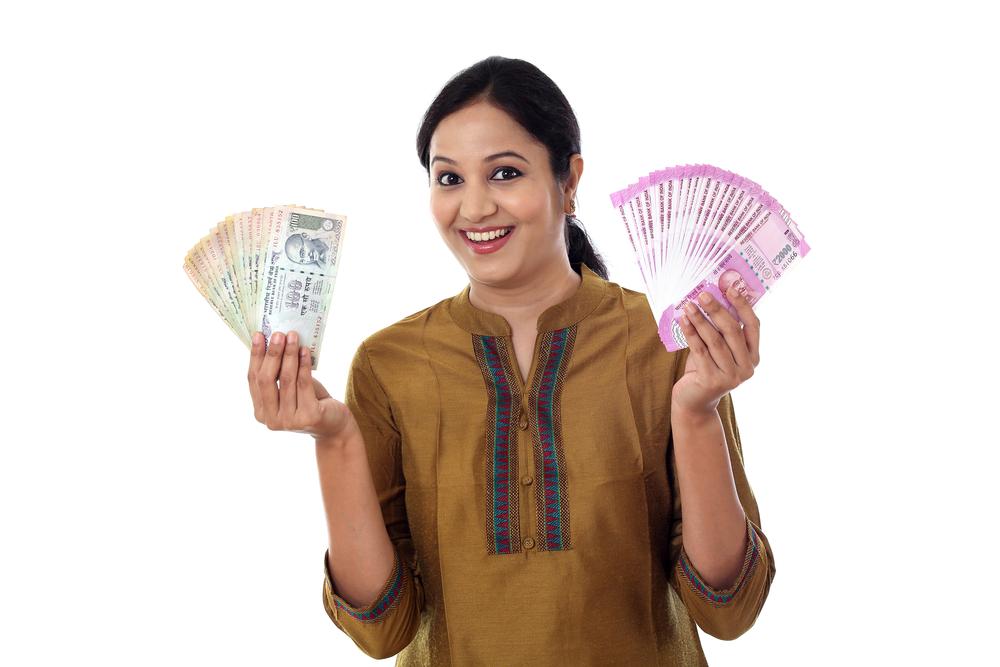 women, financial