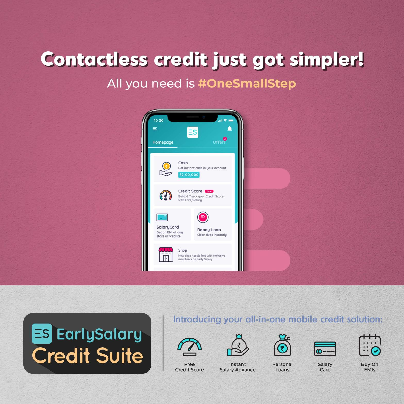EarlySalary Credit Suite
