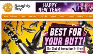 naughty boy website