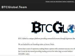 btc global south africa login