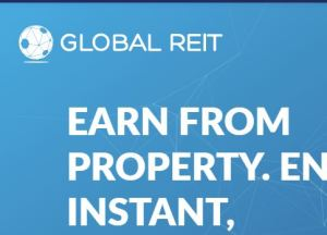 Global Reit Review - ICO, Crypto, How it works, Login, ETF, Contact