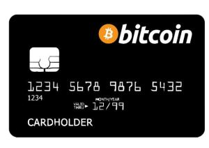 Bitcoin debit card price