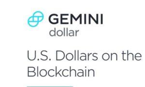 Gemini dollar Price