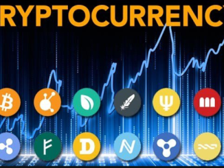 Infographic Description of Top 33 Cryptocurrencies