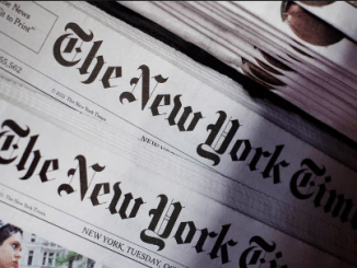 New York Times Fighting Fake News With Blockchain