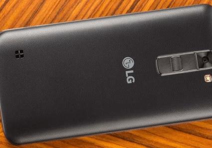 LG Blockchain Phone