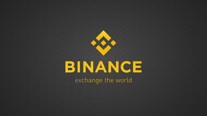 Binance Singapore License