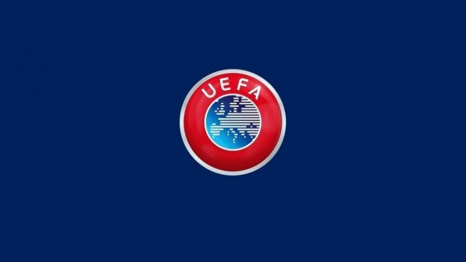 UEFA Tickets Distributed Blockchain