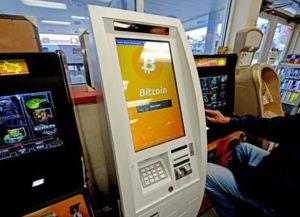 7000 Bitcoin ATM Recorded