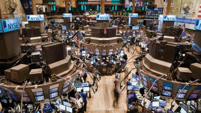 Historic first trades with NFT series on NYSE