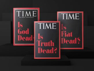 TIME magazine to hold BTC on balance sheet