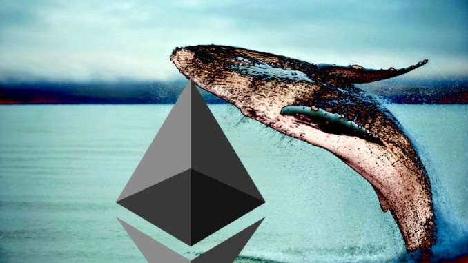 Deep Diving with Ethereum Whales- Cointelegraph