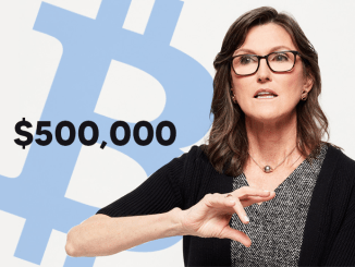$110M worth of Coinbase shares bought by Cathie Woods' Ark