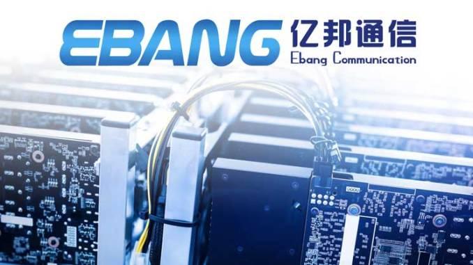 Bitcoin China Hustle Claim refuted by Ebang