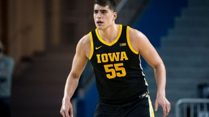 Luka Garza Top college basketballer drops an NFT