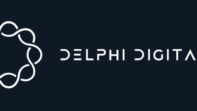 $5 million NFT investment syndicate formed by Delphi Digital