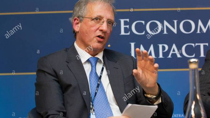 A digital currency likely to be issued by UK- Jon Cunliffe.