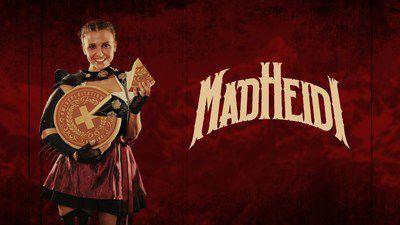 """Heidi in """"Mad Heidi"""" a mad Blockchain concept"""