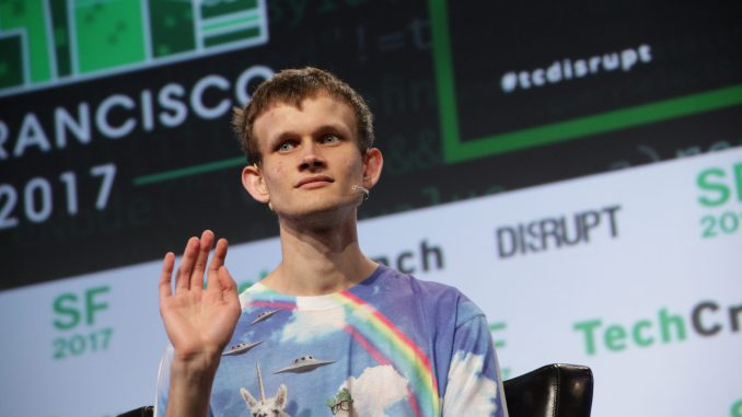 As Ether hits $3k Vitalik Buterin becomes a Billionaire