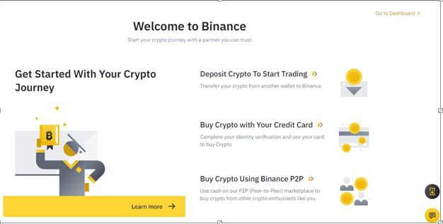 How To Buy Crypto On Binance