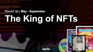 Dominating the crypto rankings is the 'King of NFTs'