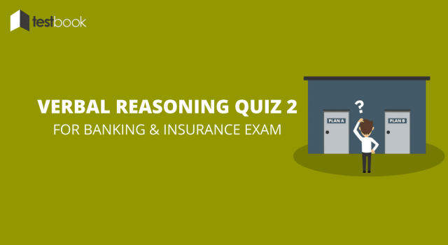Verbal Reasoning Quiz 2 for Banking and Insurance