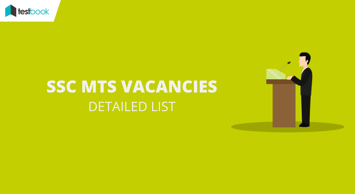 Detailed List of SSC MTS Vacancies for Recruitment 2017