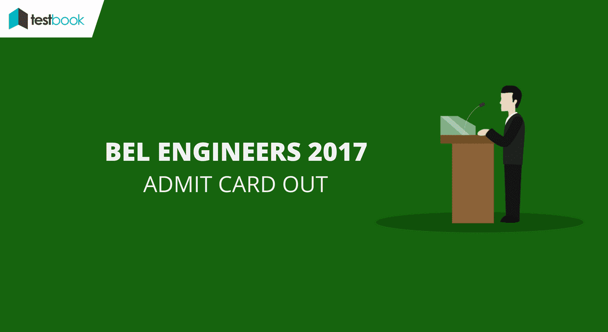 bel engineers admit card