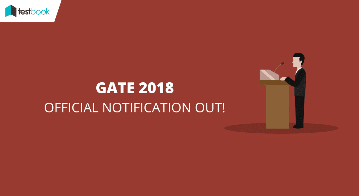 GATE Notification - Testbook