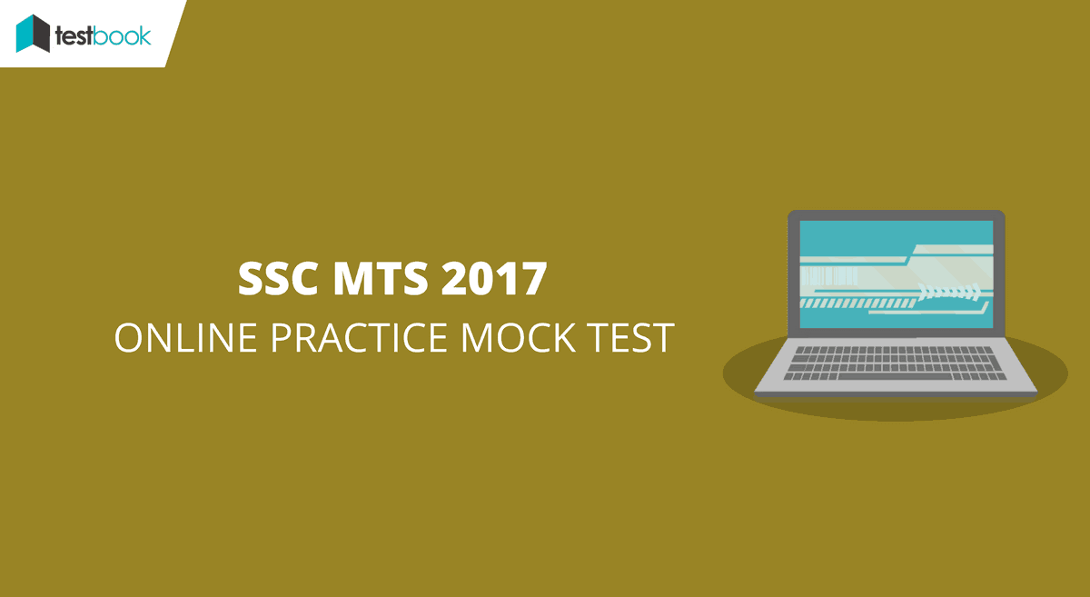 Official Online SSC MTS Practice Test & Demo Video - Direct Link to ...