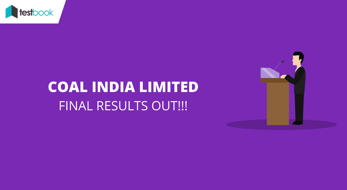 Coal India Results - Testbook
